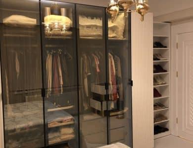 Hayalinizdeki Giyinme Odanızı Yaratın